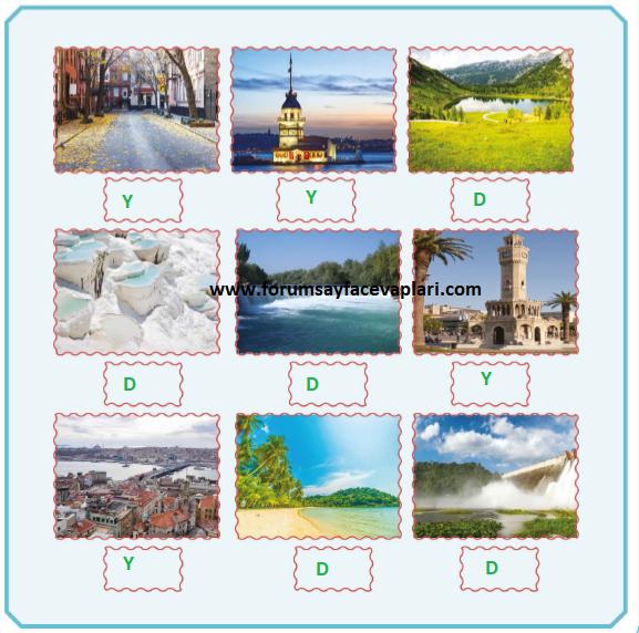 3. Sinif Fen Bilimleri Calisma Kitabi Meb Yayinlari Sayfa 107 Cevaplari