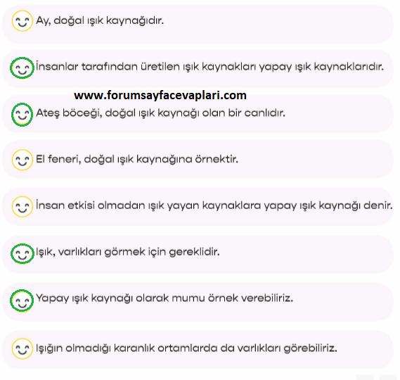 3. Sinif Fen Bilimleri Calisma Kitabi Meb Yayinlari Sayfa 90 Cevaplari